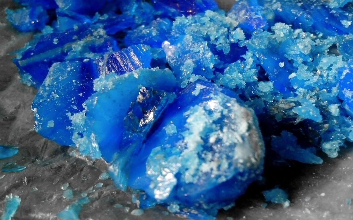 kristallid kodulehel